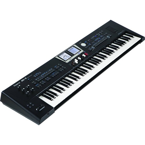 ROLAND Backing Keyboard [BK-9] - Keyboard Workstation